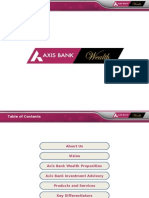 Axis Bank Wealth