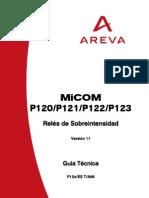 Manual Micom p120