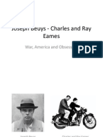Joseph Beuys - Charles and Ray Eames