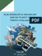 İklim Değişikliği ile Mücadelede Emisyon Ticareti ve Türkiye Uygulaması