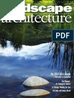 Landscape Architecture - August 2010