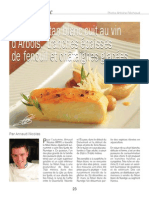 Dos de flétan blanc cuit au vin d'Arbois, tranches épaisses de fenouil et châtaignes glacées - www.charcutiers-traiteurs.com