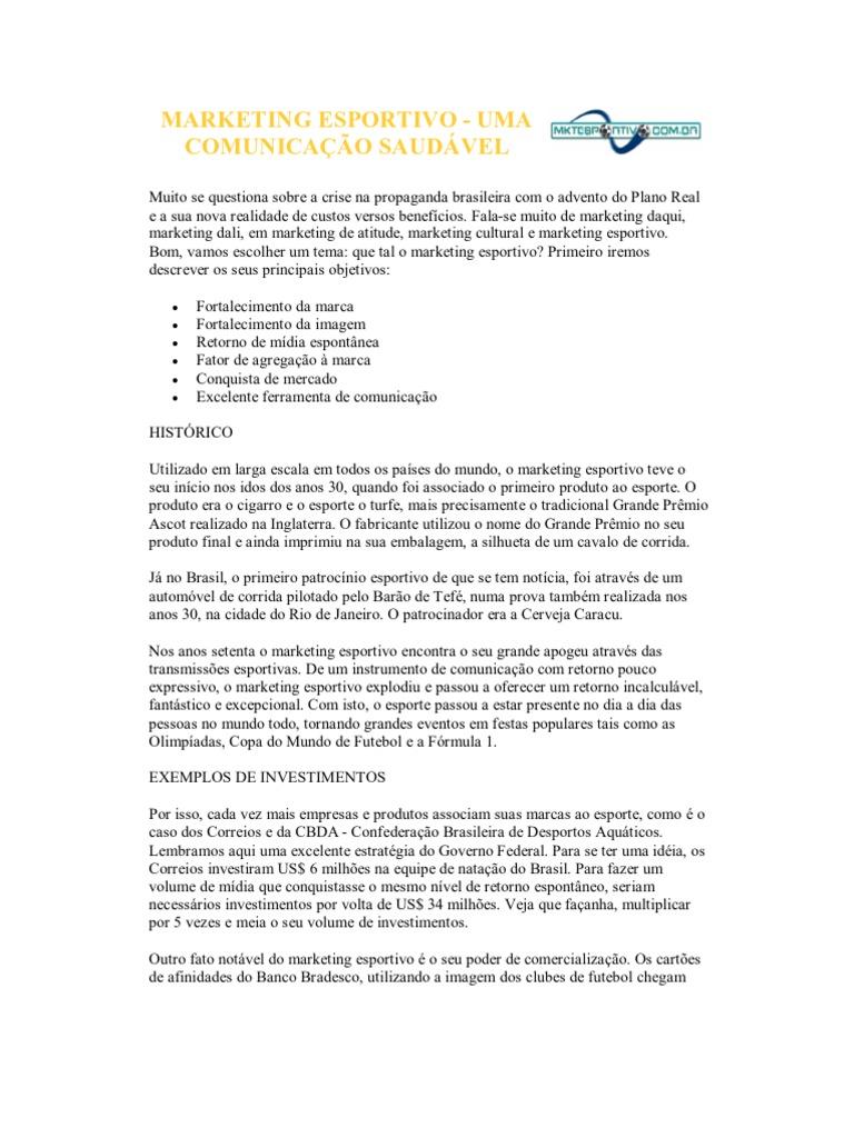 baec4c7549 Marketing Esportivo