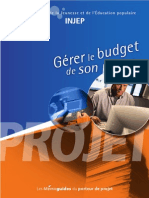 Gerer Le Budget de Son Projet