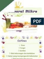 Mineral Mikro Fluor