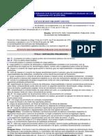 Lei 6123 Est Dos Func Pub Civis de Pe