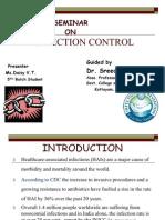 Seminar on Infetion Control