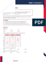 Math 1 - Unit 1