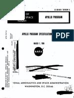 Apollo Program Specification March 1, 1966