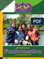 CPD Funformation Fall /Winter 2011