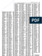 Linn County Employee Salaries for FY11-12 on Page b13 of Cedar Rapids Gazette 7-8-2011