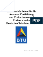 Rahmenrichtlinien_DTU