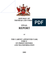 Prisons Task Force Report