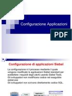 Configurazione Applicazioni 1