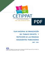 Portada Plan Nacional Cetippat