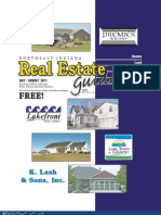 Northeast Indiana Real Estate Guide - July 2011