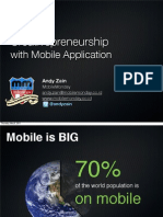 Andi Zain - Telkom Flexi Creativepreneurship Mobile
