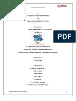kamlesh prajapati SIP Ratio analysis report