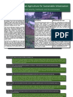 Policy Brief on Urban and Peri-Urban Agricuture Accra- Ghana  2011
