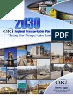 OKI Land Range Transportation Plan 2030
