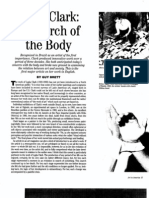 In Search of the Body