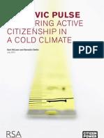 RSA - Civic Pulse report