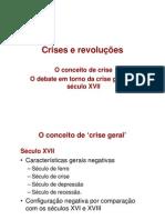 1-Crises e Revolucoes