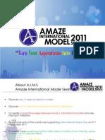 01 Amaze International Model Search 2011