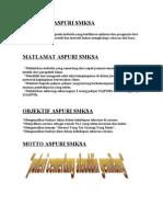 FALSAFAH ASPURI SMKSA