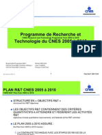 CNES Objectives