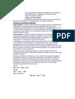 quimica electrolisis