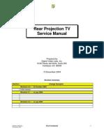 Akai Pt46dl10!20!30 Dlp Servicio Manual
