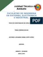 TESIS DE METODOLOGIA
