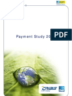 Payment Practices Study 2011
