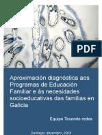 Análise diagnóstica do PEF e das necesidades socioeducativas das familias