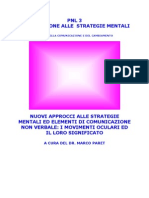 [eBook - Ita] Psicologia - PNL 3 Introduzione Alle Strategie Mentali