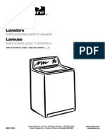 Sears Kenmore Washer Manual PDF
