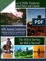 2011 APT US&C Conference Brochure