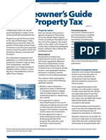 Guide to Home Property Taxes