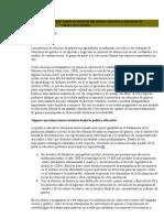 Equidad educativa y género en Chile