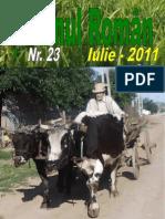 Taranul Roman Iulie 2011