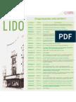 Programación Julio 2011 - Teatro Lido