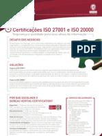 Seguranca Da Informacao Final - Iso 27001 e Iso 20000
