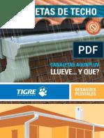 Manual CanaletasTecho
