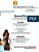 Member Benefit Flyer
