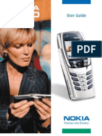 Nokia 6800 User Guide