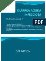DIARREA AGUDA INFECCIOSA 2011