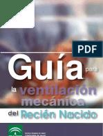 Ventilacion mecanica Neonatal