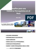Petroquimica en Peru