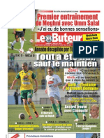 LE BUTEUR PDF du 09/07/2011